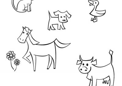 Kinder_Illustration_Tiere
