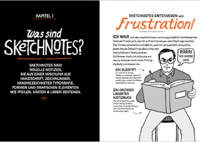 Sprachübertragung: Fachübersetzung, Handlettering, Illustration und Produktion
