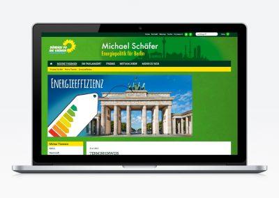 Individualisierung von CMS-Lösungen, Die Grünen